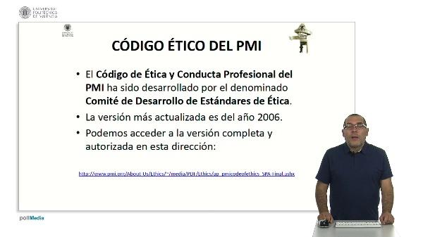 Código Ético del PMI