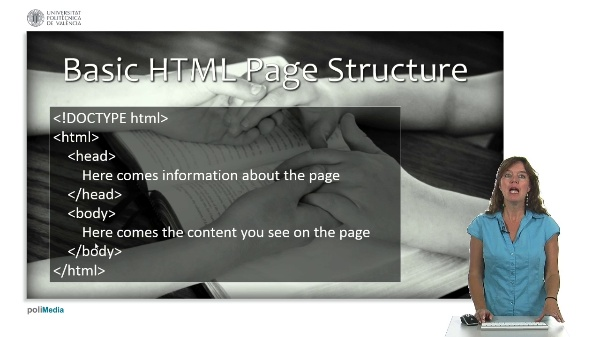Web Technologies and Development: HTML continued