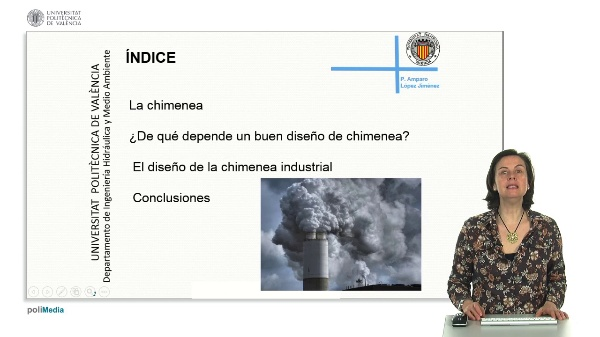 La importancia de las chimeneas en el proceso de dispersión de contaminantes atmosféricos