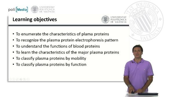Proteinas de la sangre