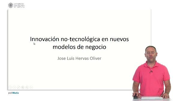 Innovación no-tecnológica en nuevos modelos de negocio