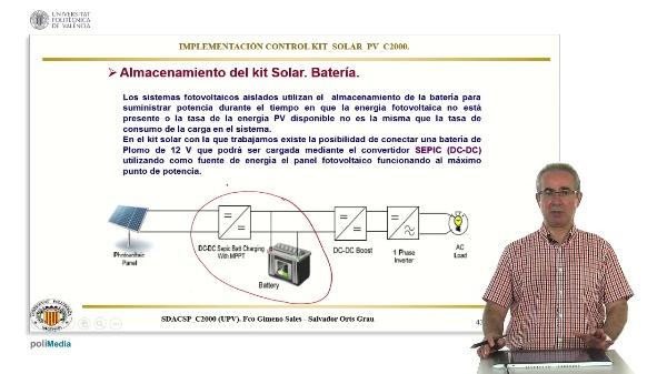 Implementacion Control Kit Solar PV c2000. Hardware (parte 4)