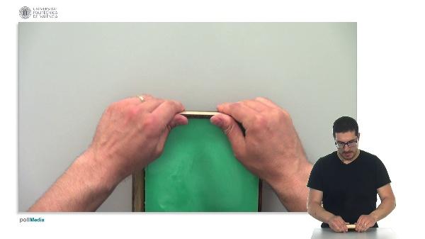 DYOR: Extracción del molde de silicona.