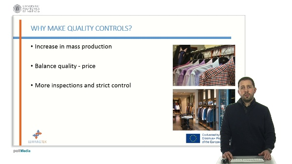 Quality management in the company