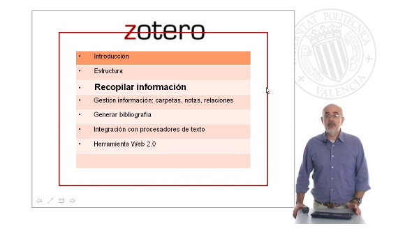 Zotero. Parte II (2/4)