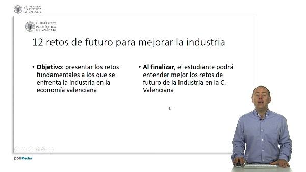Retos de futuro para la industria de la C.Valenciana