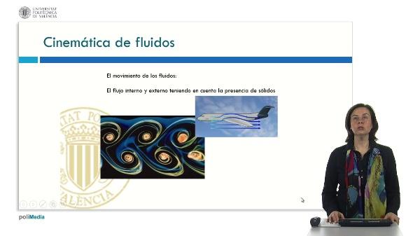 Introducción a la cinemática de fluidos: conceptos fundamentales