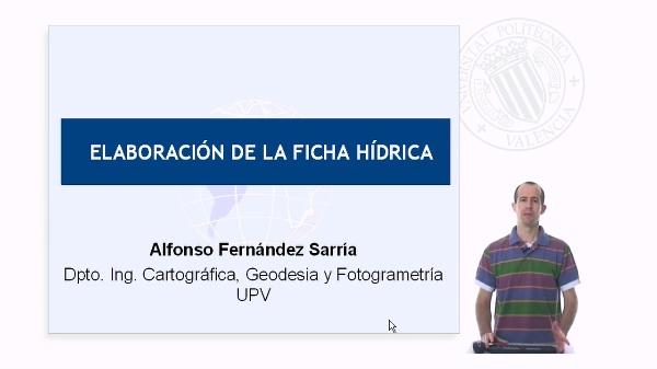 Ficha Hídrica