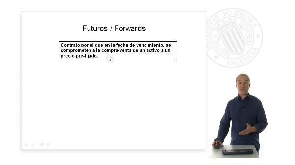 Futuros y forwards