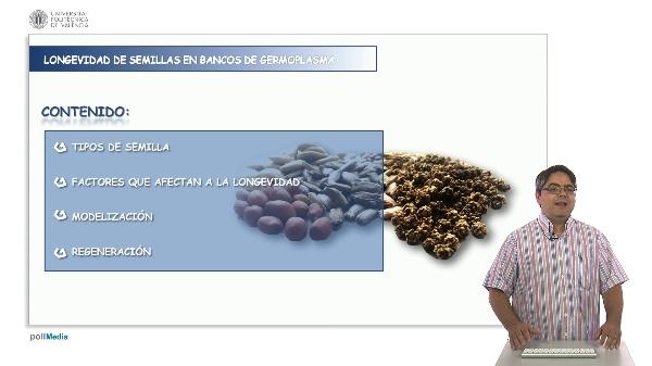 Longevidad de semillas en bancos de germoplasma