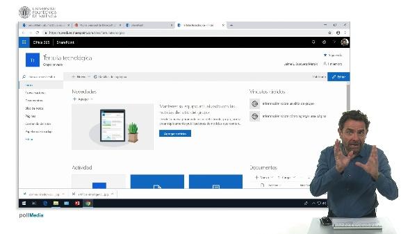Cambiar el logotipo del sitio SharePoint