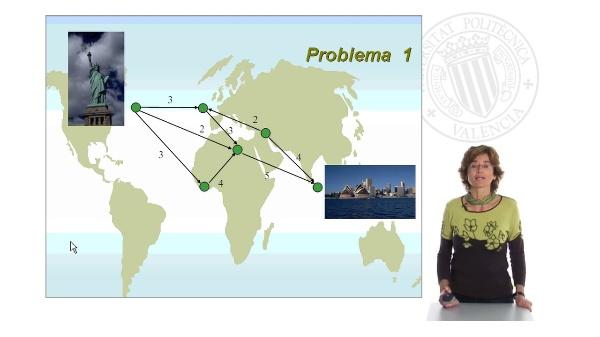 Problema introductorio a la teoría de redes y flujos