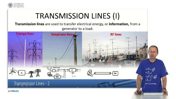 Transmission Lines (I)
