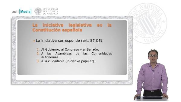 Las instituciones de democracia directa (II). La iniciativa legislativa popular