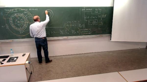 Física 1. Lección 6. Problema 8 (resolución de dudas)