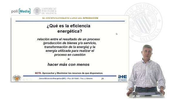 Conceptos y ciclo de Eficiencia Energética II
