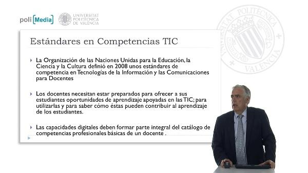 Estándares UNESCO. Competencia en TIC para docentes