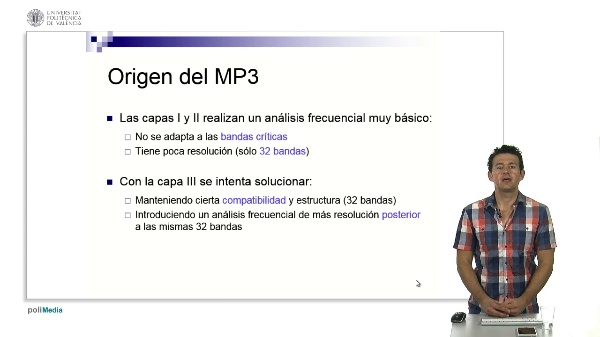 MPEG-1 Capas III: MP3