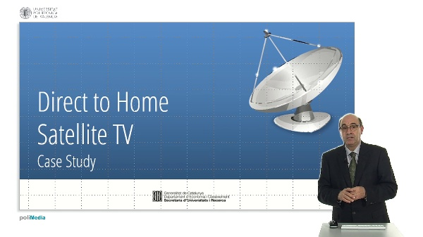 Direct to Home Satellite TV. Case Study (I)