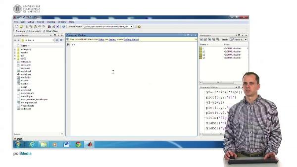 Representación de señales en Matlab