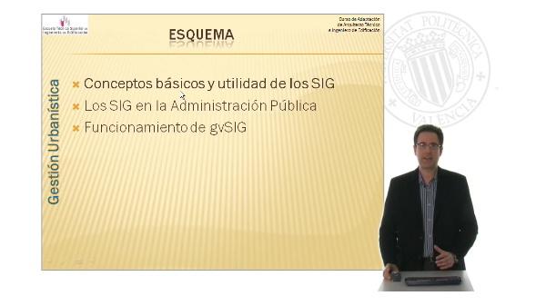 SIG en las Administraciones Públicas (I y II)