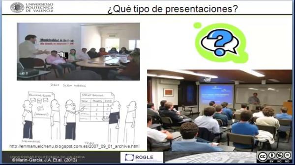 Tecnicas para la mejora de procesos: Presentacion de proyectos de mejora