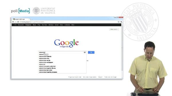 Buscar en Internet. Búsqueda avanzada de imágenes con Google