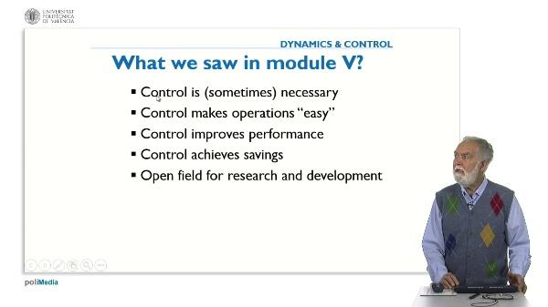 Control Benefits. Question 3