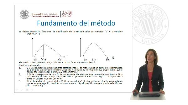 Método de comparación de funciones de distribución