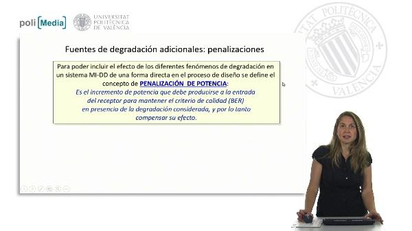 Cálculo de penalizaciones