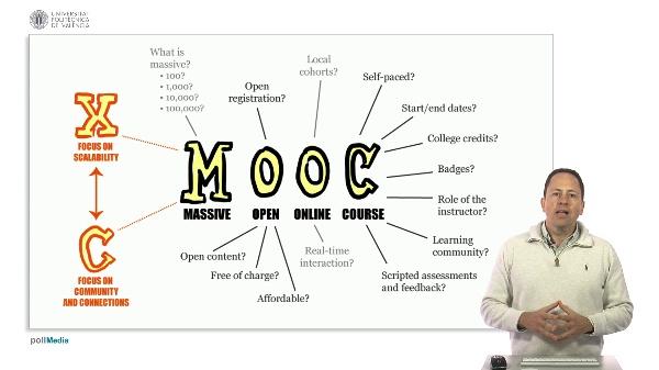 MOOC para créditos por actividades UPV