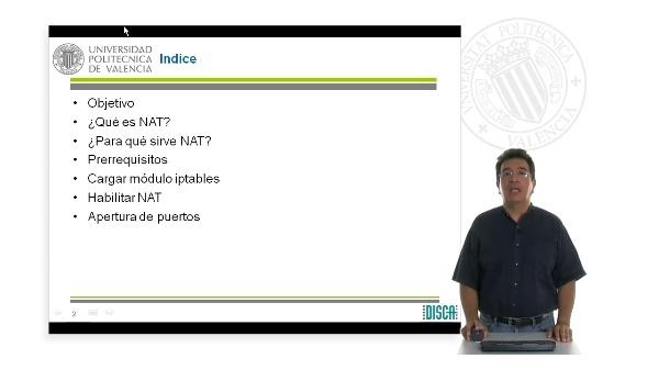 Instalacion y Configuracion NAT en el SO Linux Ubuntu 11.04
