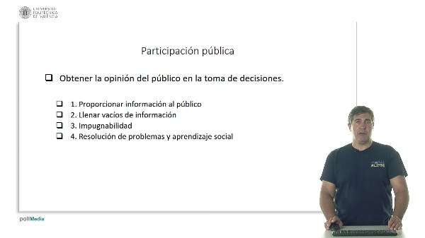 Participación pública en EA