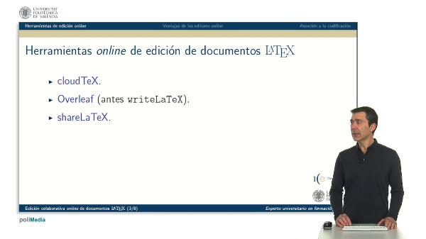 Edicion colaborativa on-line de documentos LaTeX