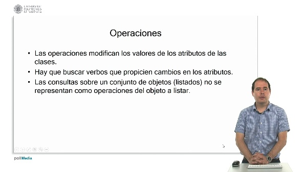 Ejemplo de identificación de operaciones. Semana 4