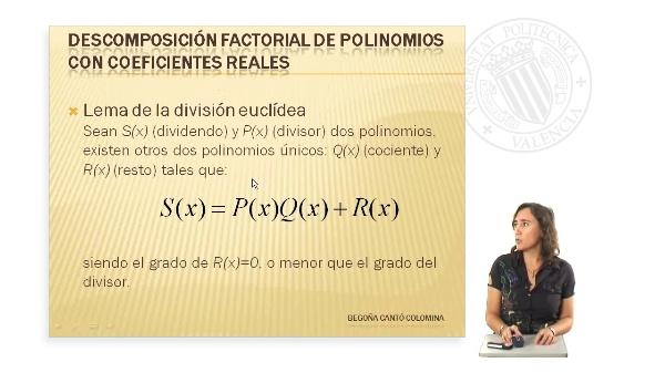 Factorización Polinómica