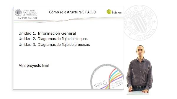 Presentacion. SiPAQ-8: Simulacion de Procesos Ambientales y Quimicos con Visio? y Dia?