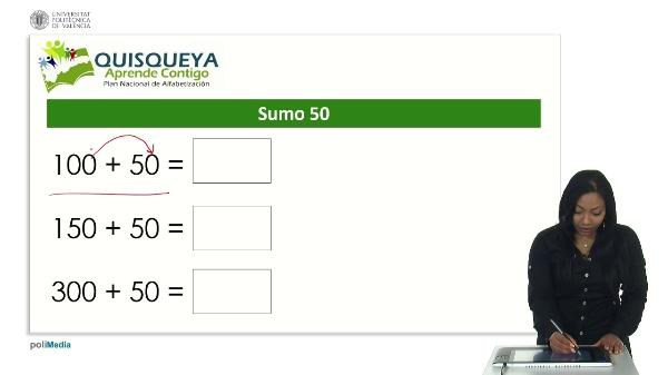 Quisqueya Aprende Contigo. Matemáticas. Unidad 5. Tema 4 (II)