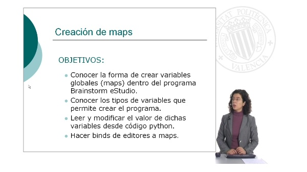 Creación de maps