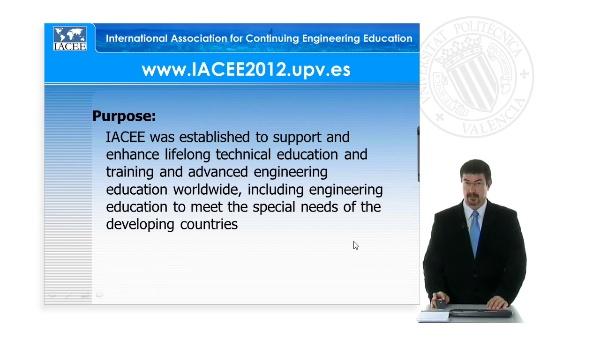 IACEE 2012 World Conference presentation