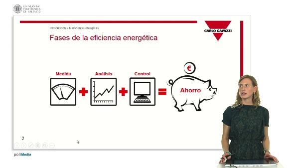 Eficiencia Energética.Solución Multisite