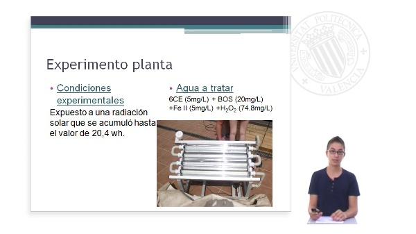 Revalorización de residuos sólidos urbanos para la eliminación de contaminantes. Parte 2