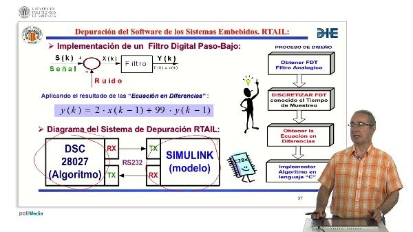 Curso de ingeniería del software para sistemas embebidos. Modulo 16. Parte 4. Depuración del software.