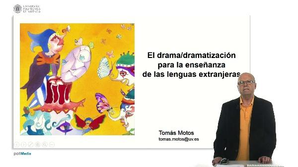 El drama/dramatización para las lenguas extranjeras