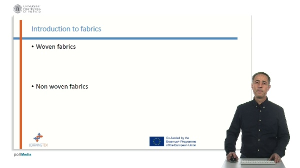 Classifications of fabrics