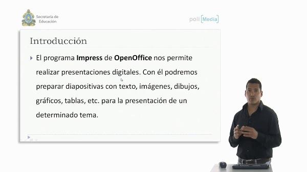 Introducción al OpenOffice.org Impress