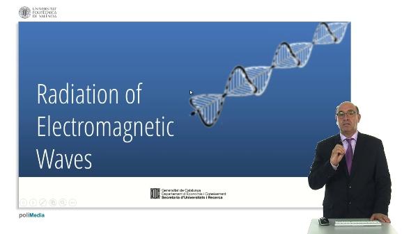 Radiation of Electromagnetic Waves (IX)