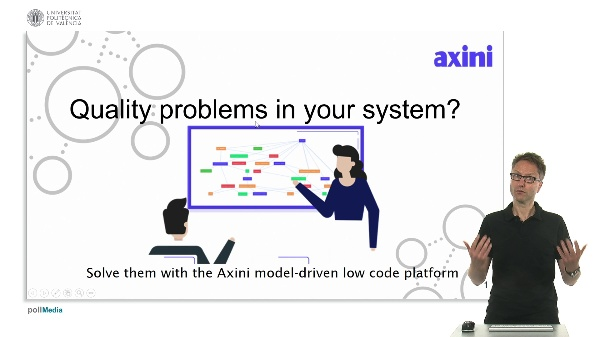 Quality problems in your system?