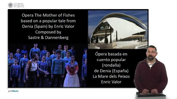 Práctica 2.1:Explicación voz Mare dels Peixos/Hands-on activity2.1: Describing Mother of Fishes voice