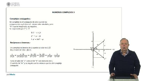 Números Complejos III